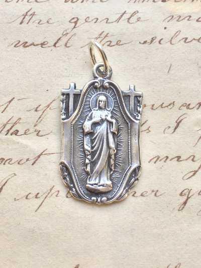 Sacred Heart of Jesus - Our Mount Carmel Scapular